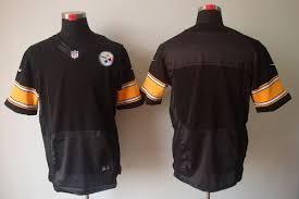 blank steelers jersey